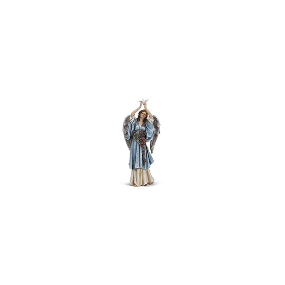 12-inch-blue-angel-with-dove-statue