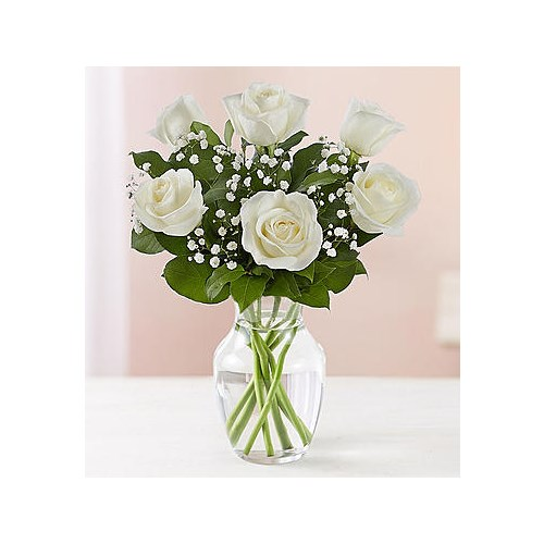 6-white-rose-vase-by-flowerama